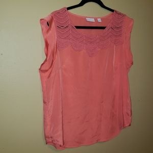 Coral Top - New York & Co